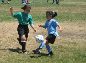 Abby Soccer - tips for soccer parents