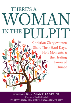 A Woman in the Pulpit Cover