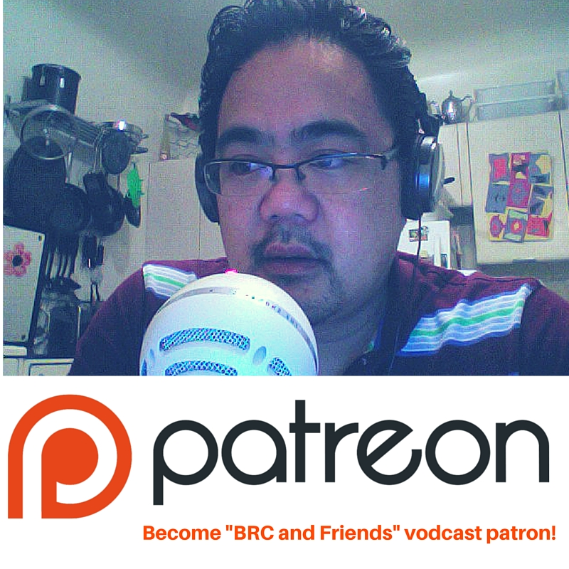 BRC and Friends on Patreon